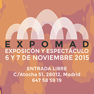Cartel EXPOMAD